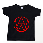 Alien Weaponry - AW Logo - Wee Tee