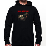 Alien Weaponry - AW Live - Standard Hoodie
