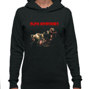 Alien Weaponry - AW Live - Womans Standard Hoodie