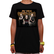 Alien Weaponry - Faces - Youth T