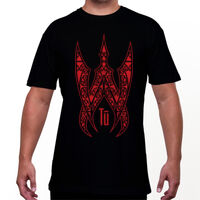 Alien Weaponry - Spiky Māori Logo - T shirt Thumbnail