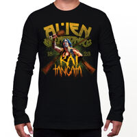Alien Weaponry - Kai Tangata - Long Sleeve T Thumbnail