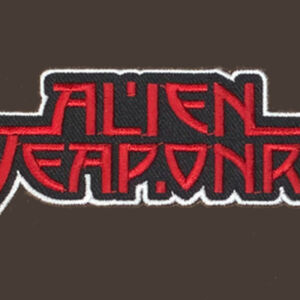 Alien Weaponry Patch 2 Thumbnail